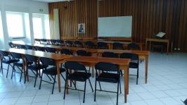 La salle Jean Pierre Médaille
