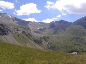 Le Mourre Froid à 2993 mètres.